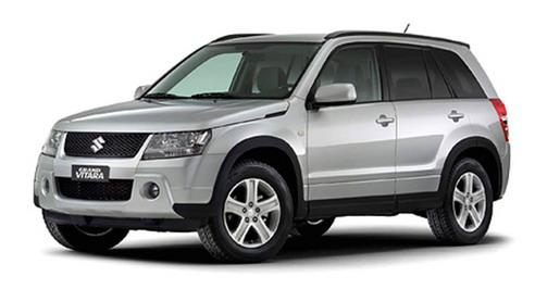 Jepp Suzuki Grand Nomade