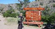 Trekking a la laguna Torre