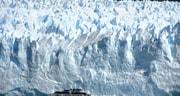 Navegación para mirar el Perito Moreno